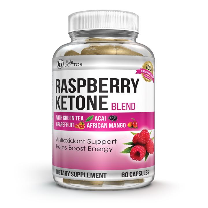 Raspberry Ketone Blend Little Doctor